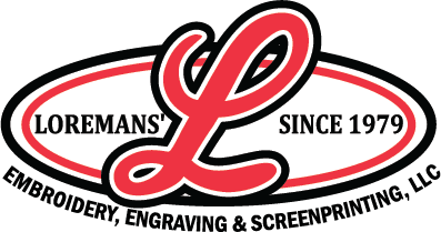 Loremans' Embroidery, Engraving & Screen Printing